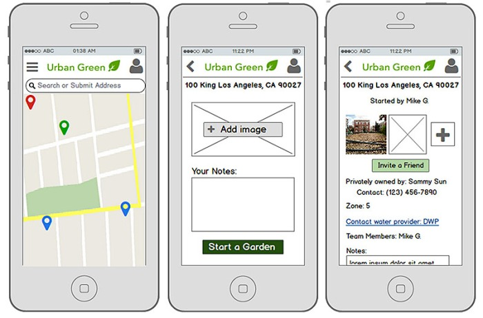 Winner: Urban Green by Karen Murphy, Bryan James, Natalie Sacks, and Kelsey Klemme.