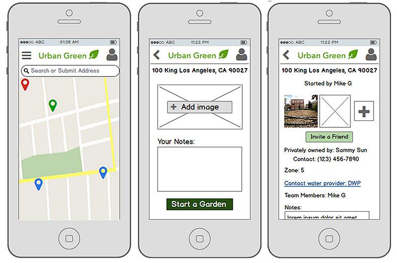 Winner: Urban Green by Karen Murphy, Bryan James, Natalie Sacks, and Kelsey Klemme.