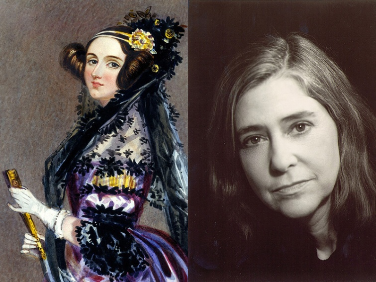 Ada Lovelace and Margaret Hamilton